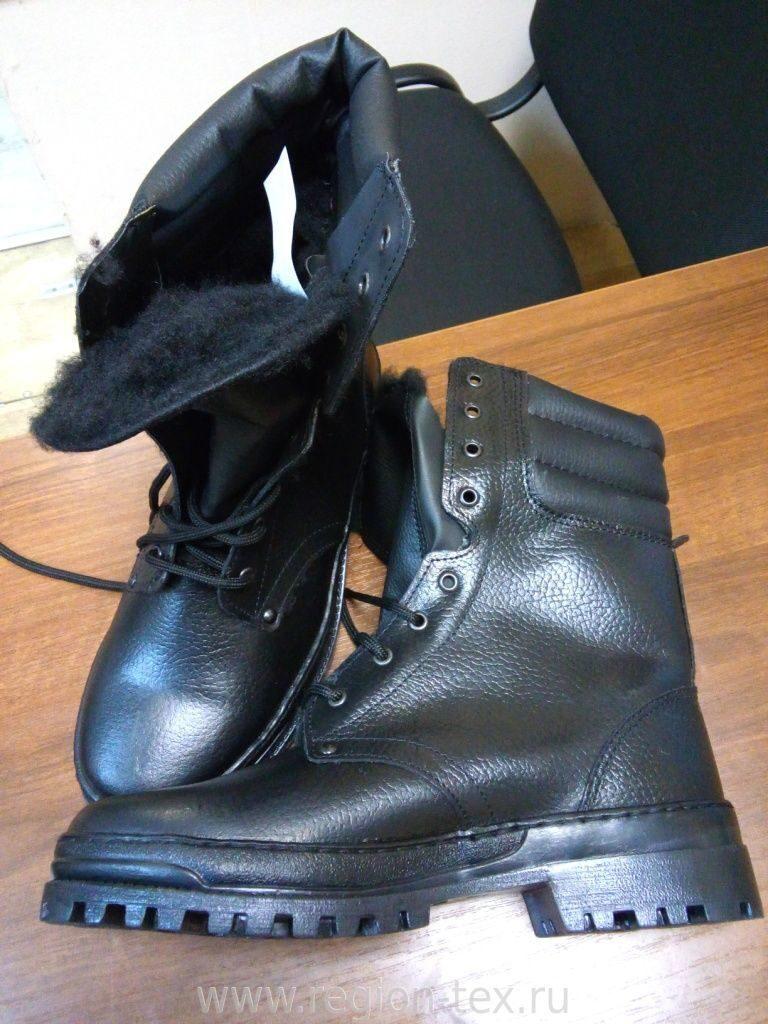 b9fd5d9c4842 Купить зимние ботинки Омон с высоким берцем по выгодной цене